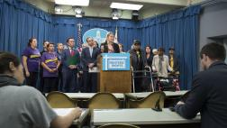 Assemblymember Wicks Partners with Other Legislators to Strengthen Renter's Rights